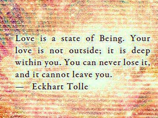Love is Truth.
