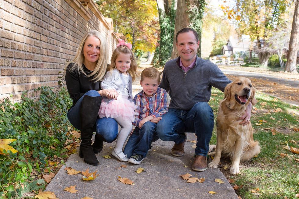 Utah Family Photographer | Garden Park Ward