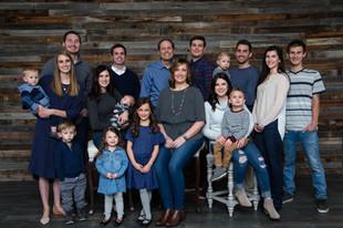 Extended Families   Utah Family Photographer