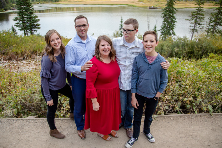 Utah Family Photographer | Silver Lake U