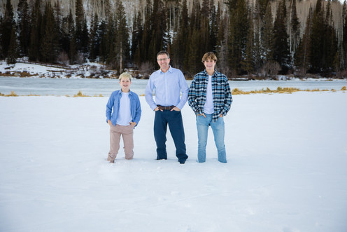 Utah Family Photographer _ Silver Lake U