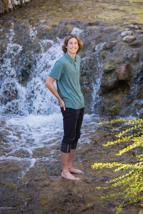 Utah Senior Photograher |  Memory Grove