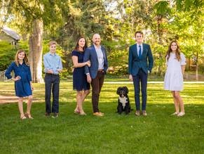 The Wall Family   Utah Family Photographer   Garden Park Ward