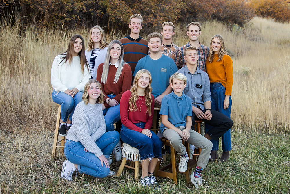 Utah Extended Family Photographer | Midway Utah
