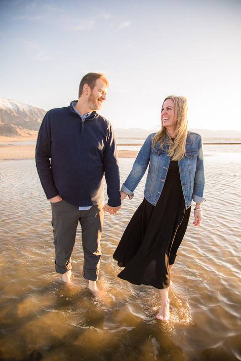 Great Salt Lake | Utah Family Photographer