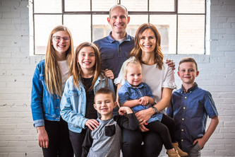 Utah Family Photographer | Nautural Light Studio
