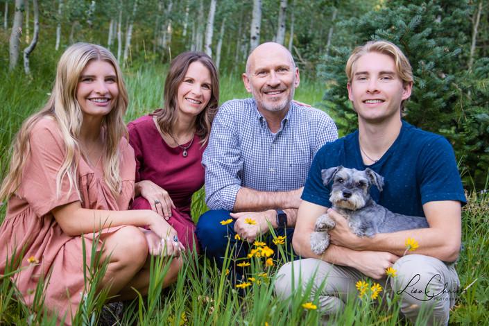 Utah Family Photographer | Millcreek Canyon