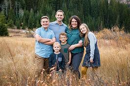 Family Photos at Jordan Pines _ Utah Fam