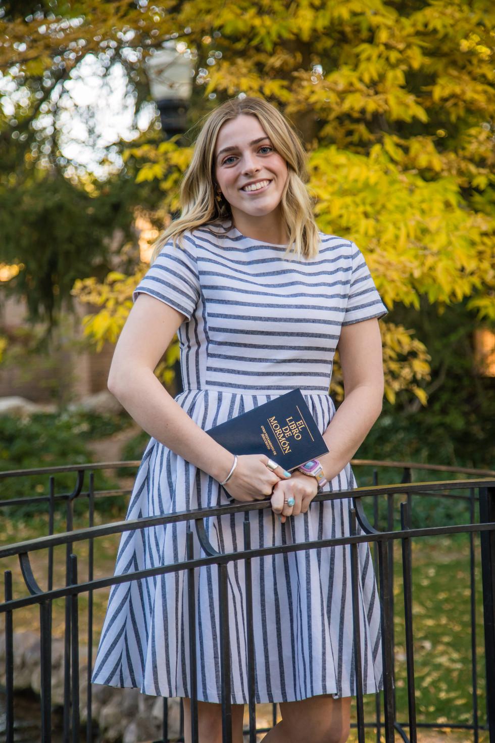 Utah Missionary Photographer | Garden Park Ward