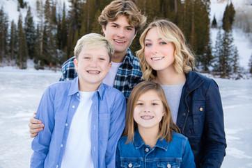 Utah Family Photographer _ Silver Lake U