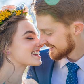 Scandinavian Bountiful Temple Wedding   Susannah & Jacob   Utah Photographer