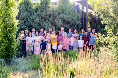 Extended Families | Utah Family Photographer