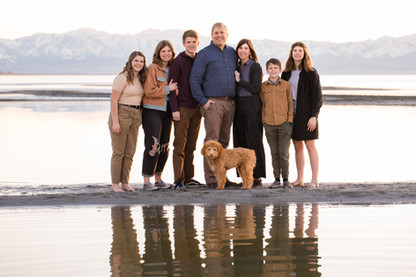 Utah Family Photographer _ Great Salt La