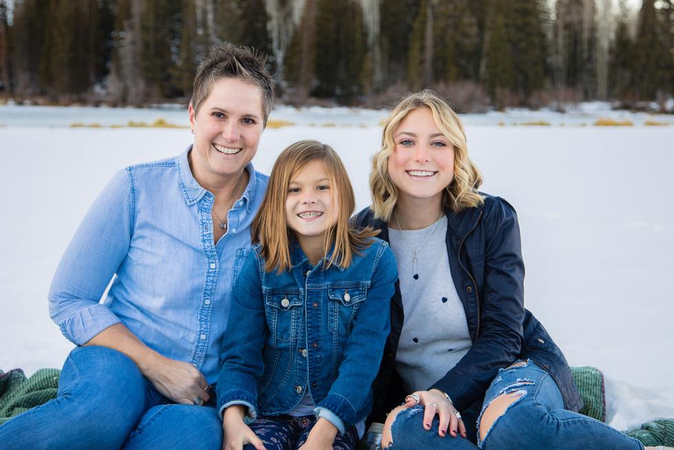 Utah Family Photographer   Silver Lake Utah
