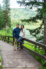Utah Engagement Photographer   Silver La