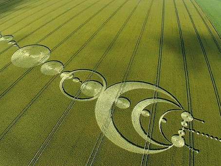 My unique take on Crop Circles