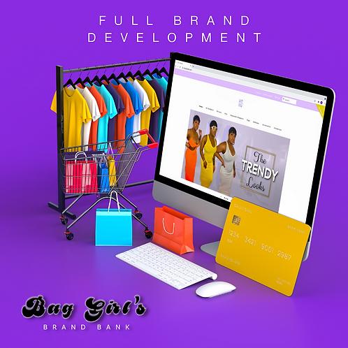 Full Brand Development