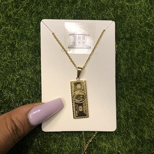 Rich Bih necklace
