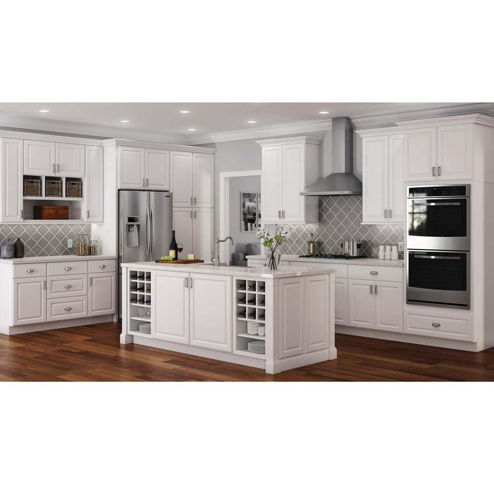 Wall Cabinet, White, 12-in W x 30-in H | Navasco Investments