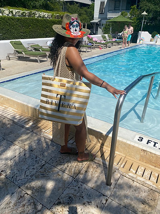 T Rivera Beach Bag