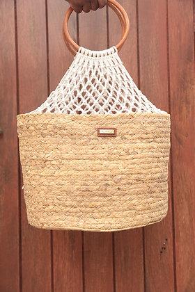 Straw Net Bag