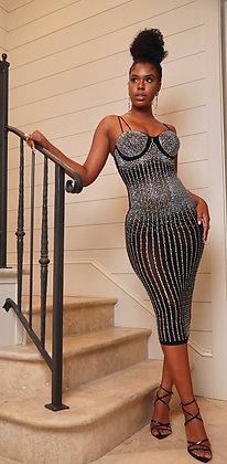 Night Time Shine Dress