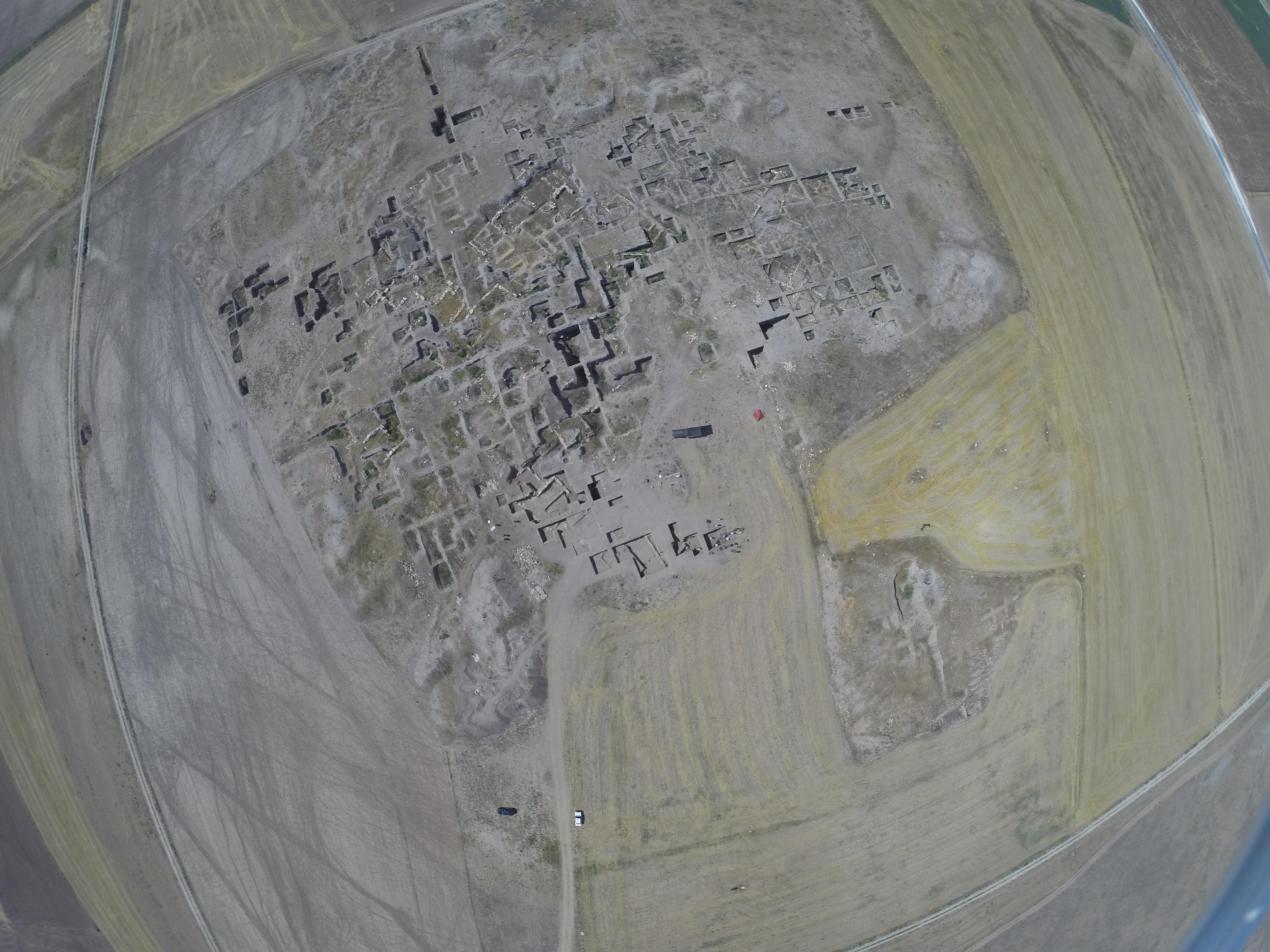 Küllüoba hava fotoğrafı