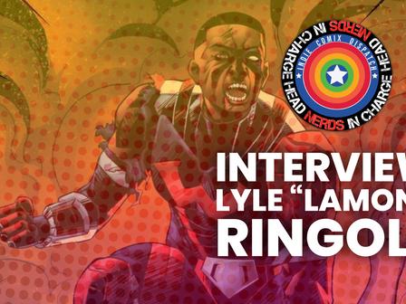 "Interview with Lyle ""Lamont"" Ringold of Konkret Comics"