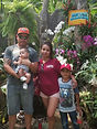 Ingrid Encalada Latorre and Family