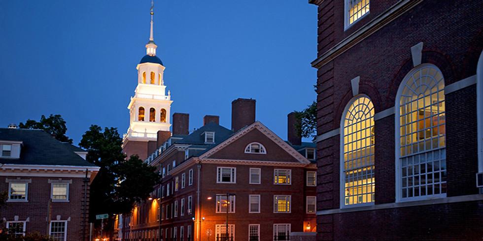 Mahler 9 and Lowell House Tour with Fellow Boston Area HRO Alumni/ae