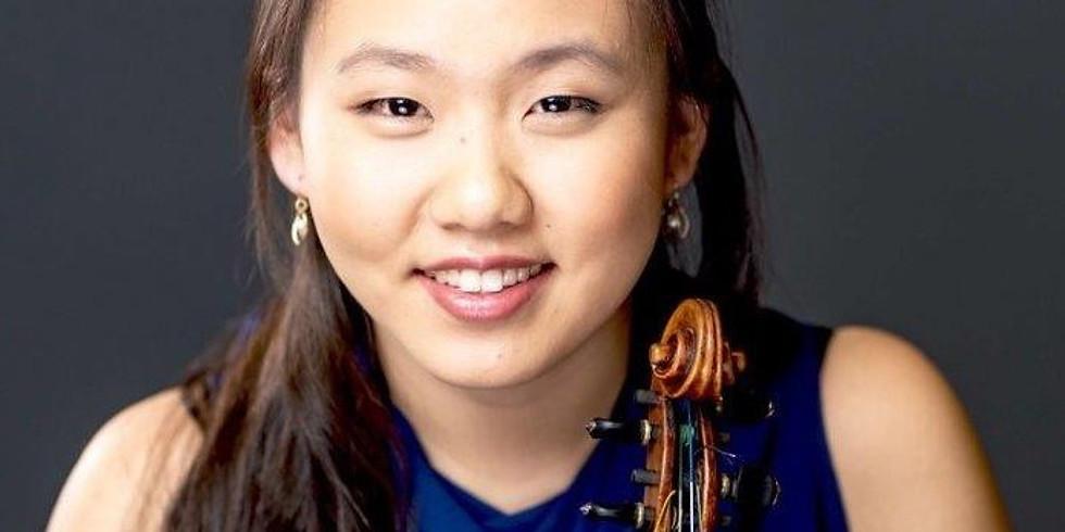 A Conversation with Stella Chen AB '15  Grand Prize Winner, 2019 Queen Elisabeth International Violin Competition