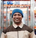 photo-of-man-wearing-blue-bonnet-smiling