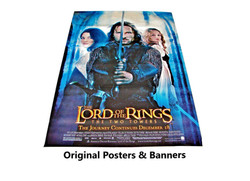 Original Movie Posters & Banners