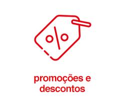 Promoções e Descontos