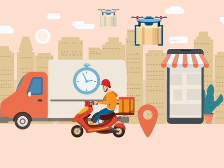 Entrega sem contato é uma realidade para garantir segurança do consumidor