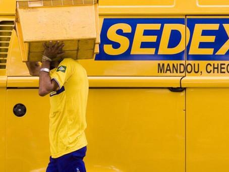 Correios reforçam efetivo para garantir entregas durante a greve de funcionários