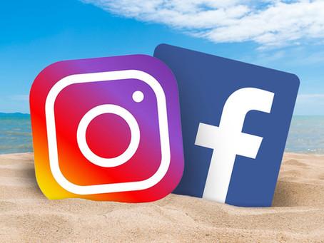 Estudo revela marcas que mais engajam no Instagram e Facebook