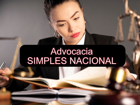 Simples Nacional para Advogados