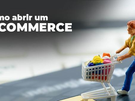 Confira alguns pontos importantes para abrir um e-commerce