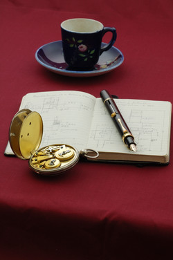 Writing Instruments - Sill life