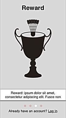 Reward Splash Screen