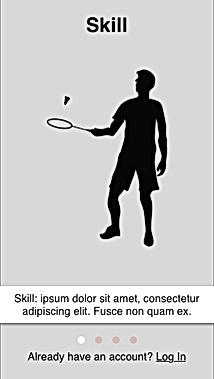 Skill Splash Screen