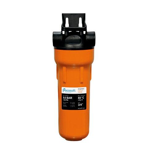 Φίλτρο Ιζημάτων 5 micron HF2 2.5''x10'', Ζεστό Νερό, Ecosoft