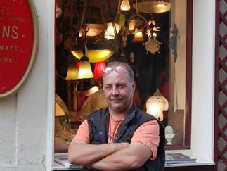 Marc Feys Brocante en Curiosa