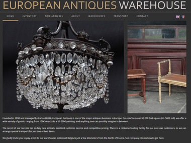 European Antiques Warehouse