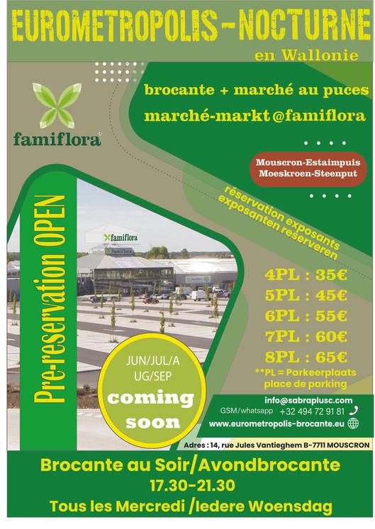 Eurometropolis Nortune Famiflora