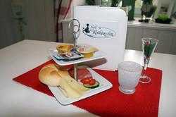 Kleines feines Frühstück