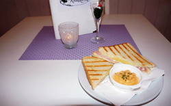 Schinken-Käse Toast