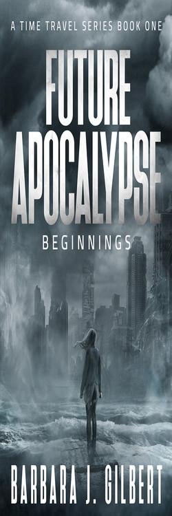 Future Apocalypse Book 1bookmark 2x6