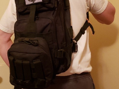 Go Bag's.   What are They and Why do I Need One?